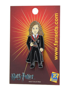 Harry Potter Hermione Granger in Hogwarts Robe Enamel Collector Pin
