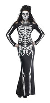 Skelelicious Skeleton Costume Adult Women