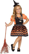 Classic Witch Instant Child Costume, One Size
