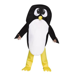 Penguin Mascot Adult Costume, One Size