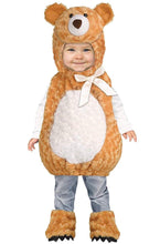 Load image into Gallery viewer, Teddy Bear Toddler Costume