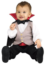 Load image into Gallery viewer, Baby Dracula Infant Costume 12-24 Months