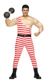 Carny Muscle Man Costume Adult Standard
