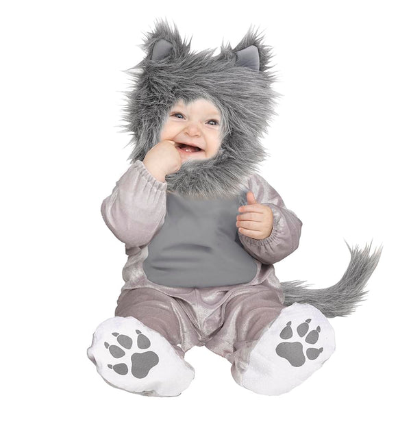 Wolf Cub Costume Toddler