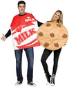 Milk and Cookie Adult Costumes, 2-Pack