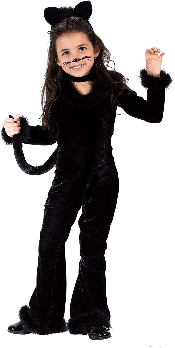 Playful Kitty Cat Toddler Costume