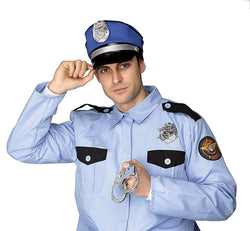 Policeman Adult Instant Costume Kit