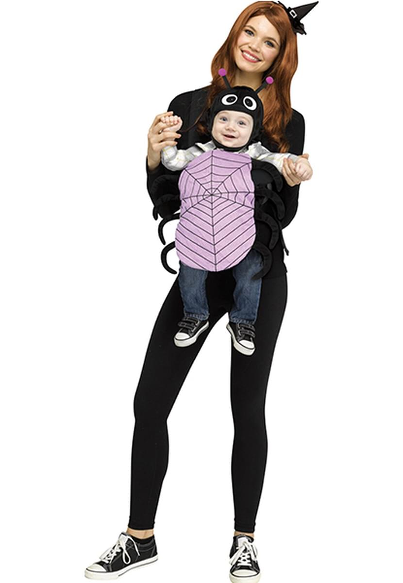 Spider Costume Baby Carrier Cover | One Size Fits Most Carriers