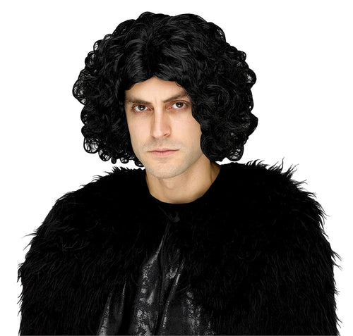 Northern Warrior Costume Wig Adult Men