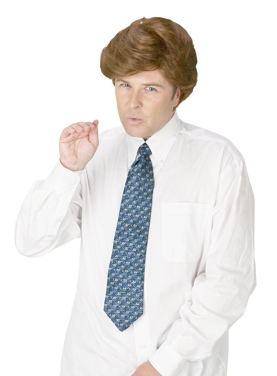 Comb Over Candidate Costume Wig Adult Men