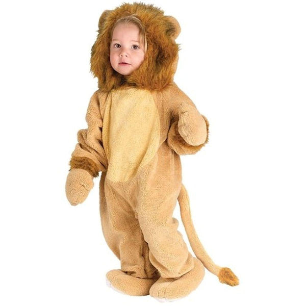 Cuddly Lion Costume Baby