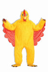 Plush Chicken Costume Adult Standard
