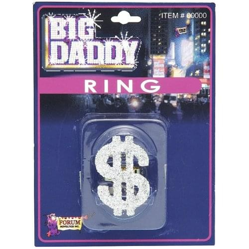 Big Daddy Dollar Costume Ring