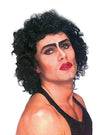 Rocky Horror Black Frank N Furter Adult Costume Wig