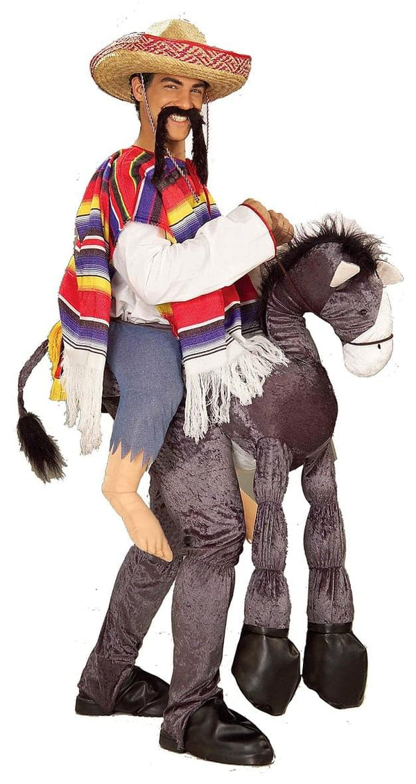 Hey Amigo Donkey Costume Adult