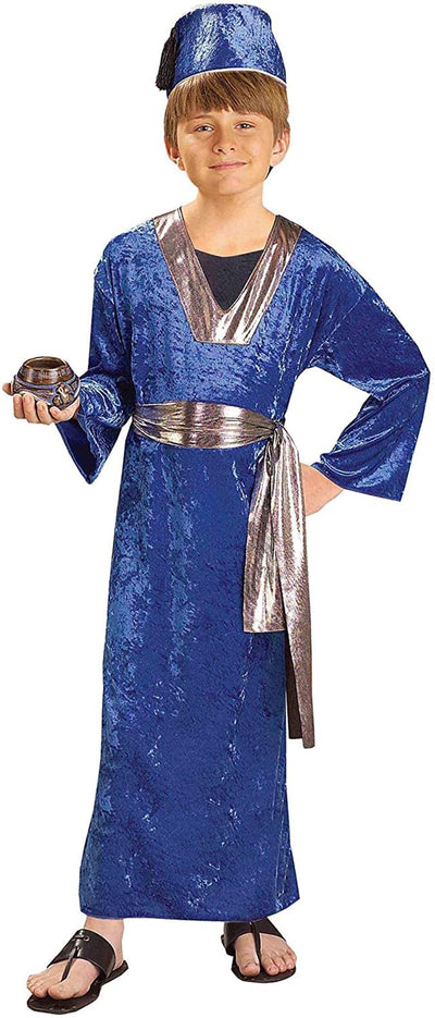Biblical Times Wiseman Costume Child