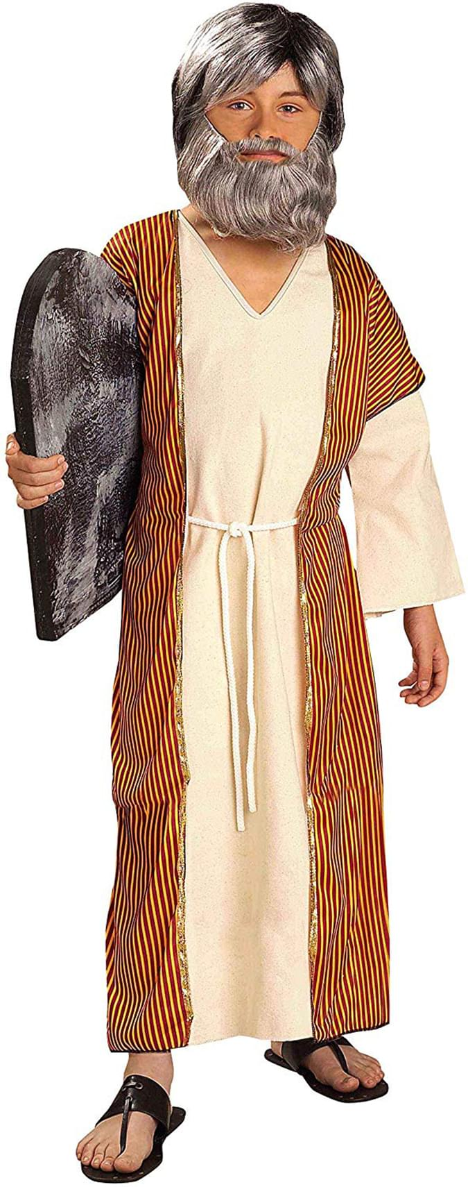 Biblical Times Moses Costume Child Large