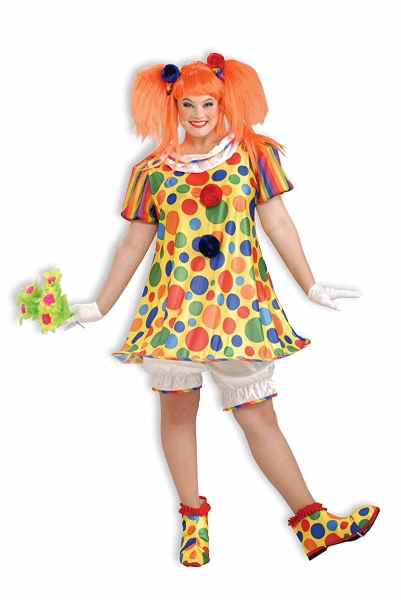 Giggles the Clown Costume Adult Standard