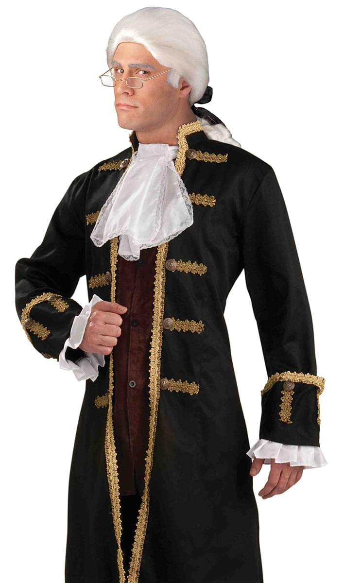 Colonial Jabot & Cuff Set Adult Costume Accessory - One Size
