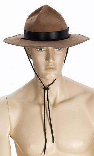 Forum Novelties Brown Mountie Adult Costume Hat