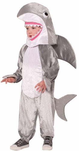 Gray Shark Child Costume