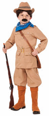 Theodore Roosevelt Historical Child Costume