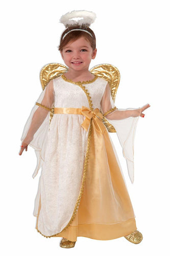 Golden Angel Child's Costume