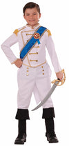 Happily Ever After Prince Costume Child