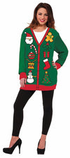 Christmas Cardigan Everything Adult