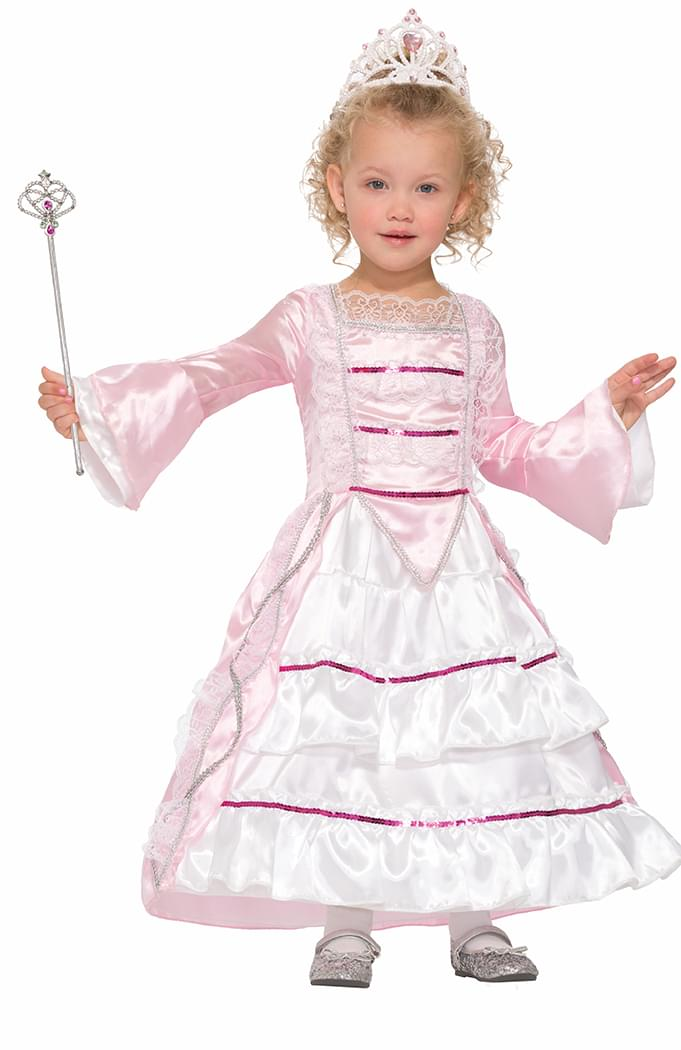 Bonnie Blush Princess Costume Child Medium