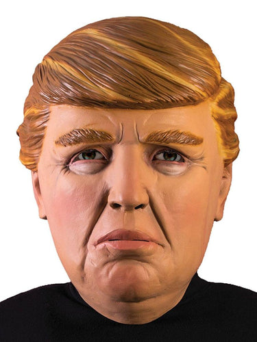 Donald Trump Latex Costume Mask Adult