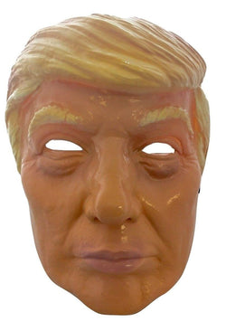 Donald Trump Costume Mask Adult