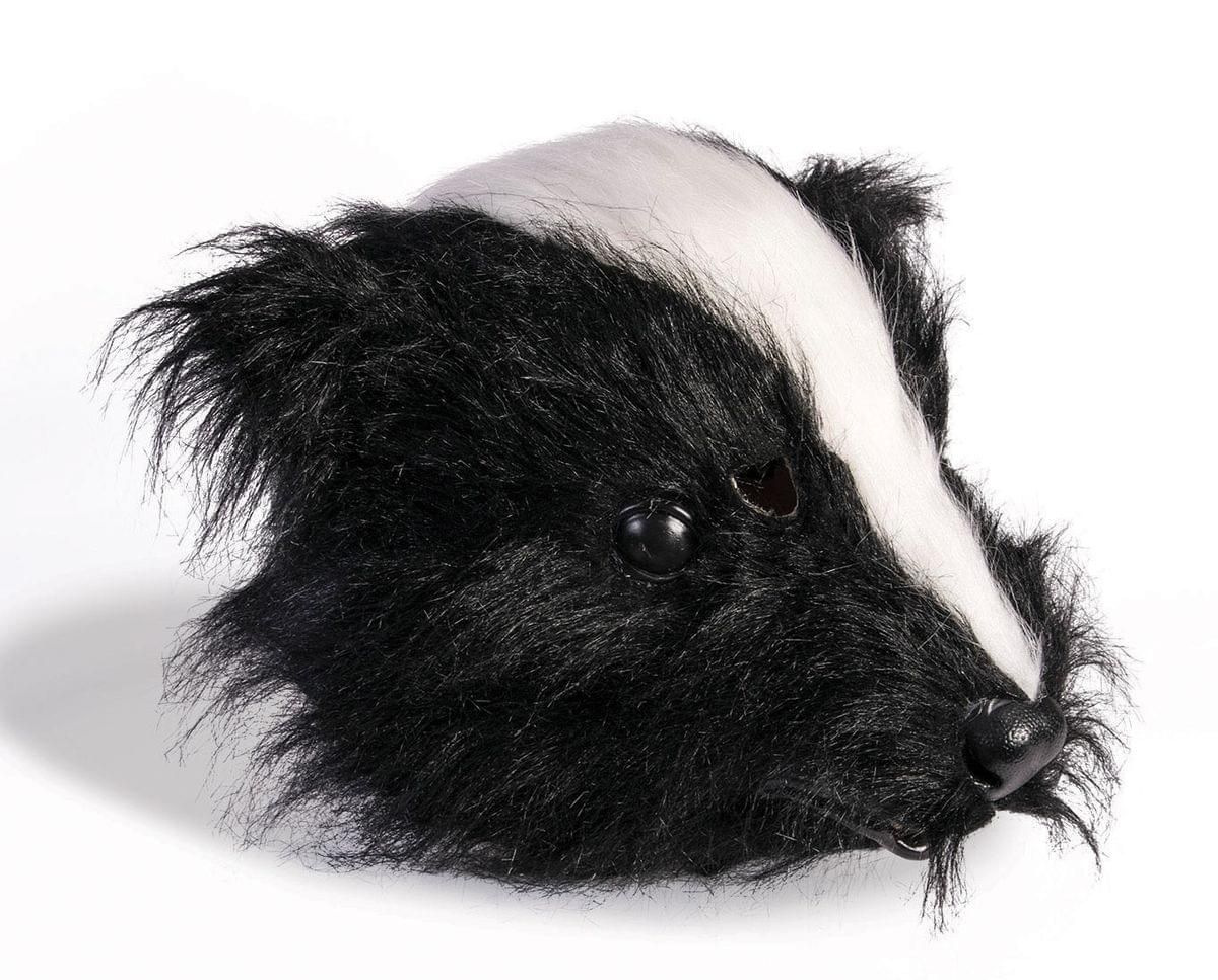 Scary Skunk Costume Mask