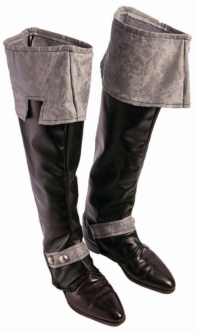 Dark Royalty Adult Costume Boot Tops Black  sc 1 st  Toynk Toys & All Tagged