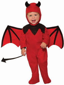 Daring Devil Baby Costume, Infant Sized