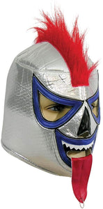 Adult Costume Wrestling Mask - Demon