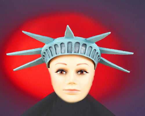 Statue Of Liberty Tiara Costume Headpiece