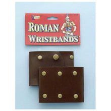 Load image into Gallery viewer, Roman Costume Wristbands