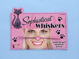 Cat Woman Kitten Costume Whiskers