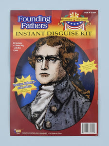 Thomas Jefferson Disguise Adult Costume Kit