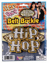 Hip Hop Costume Belt Buckle