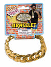 Big Links Gold Costume Bracelet