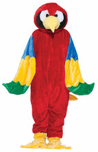 Load image into Gallery viewer, Parrot Bird Mascot Costume Adult Standard