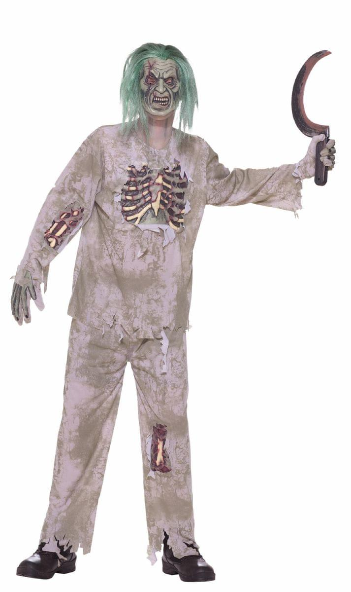Scary Zombie Kid Costume Child