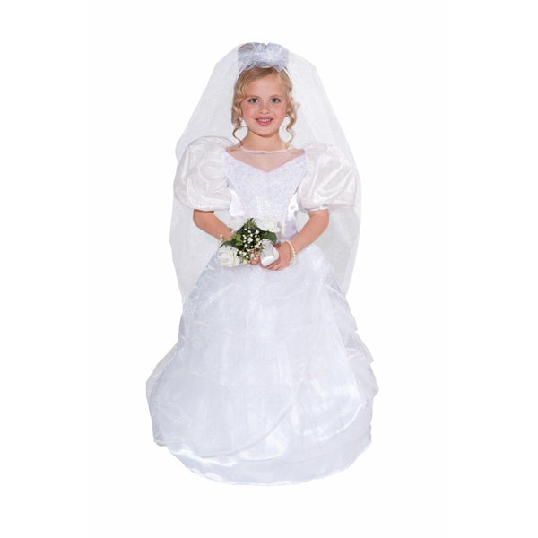 First Dance With Daddy Wedding Gown Costume Child
