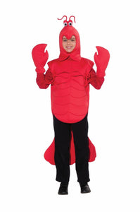 Mardi Gras Crawdaddy Costume Child