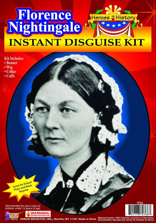 Florence Nightingale Instant Costume Disguise Kit Adult