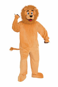 Lion Mascot Costume Teen One Size Fits Most