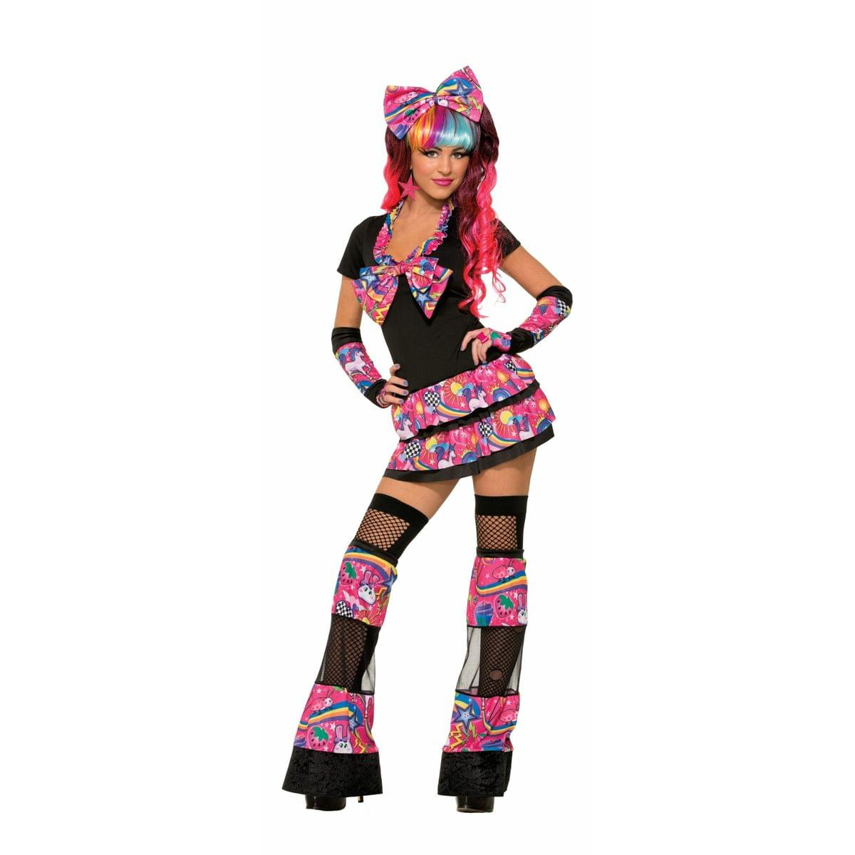 Sugar Vibe Sweet Trixie Adult Costume