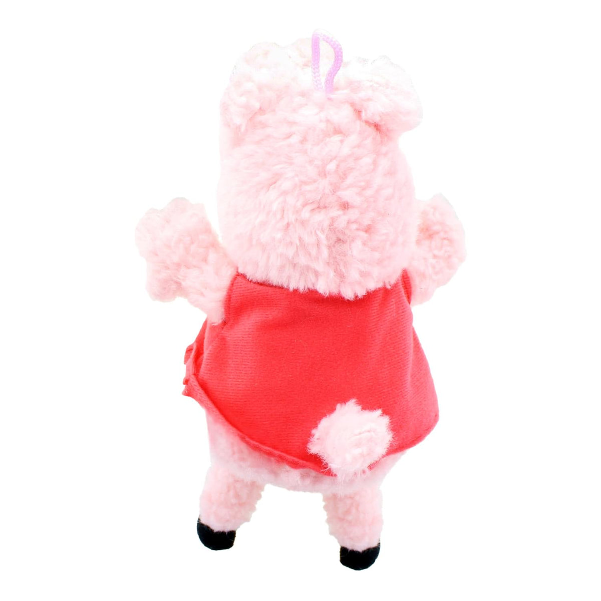 Peppa Pig 8 Inch Character Plush | Unicorn In Red Dress